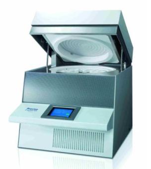 普利赛斯 全自动水分灰分仪 prepASH-340